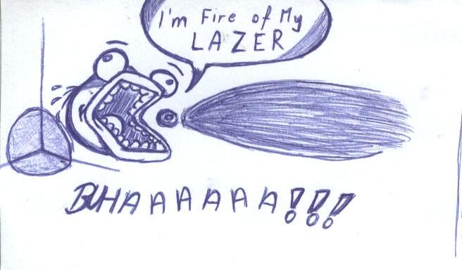 My Own Lazer
