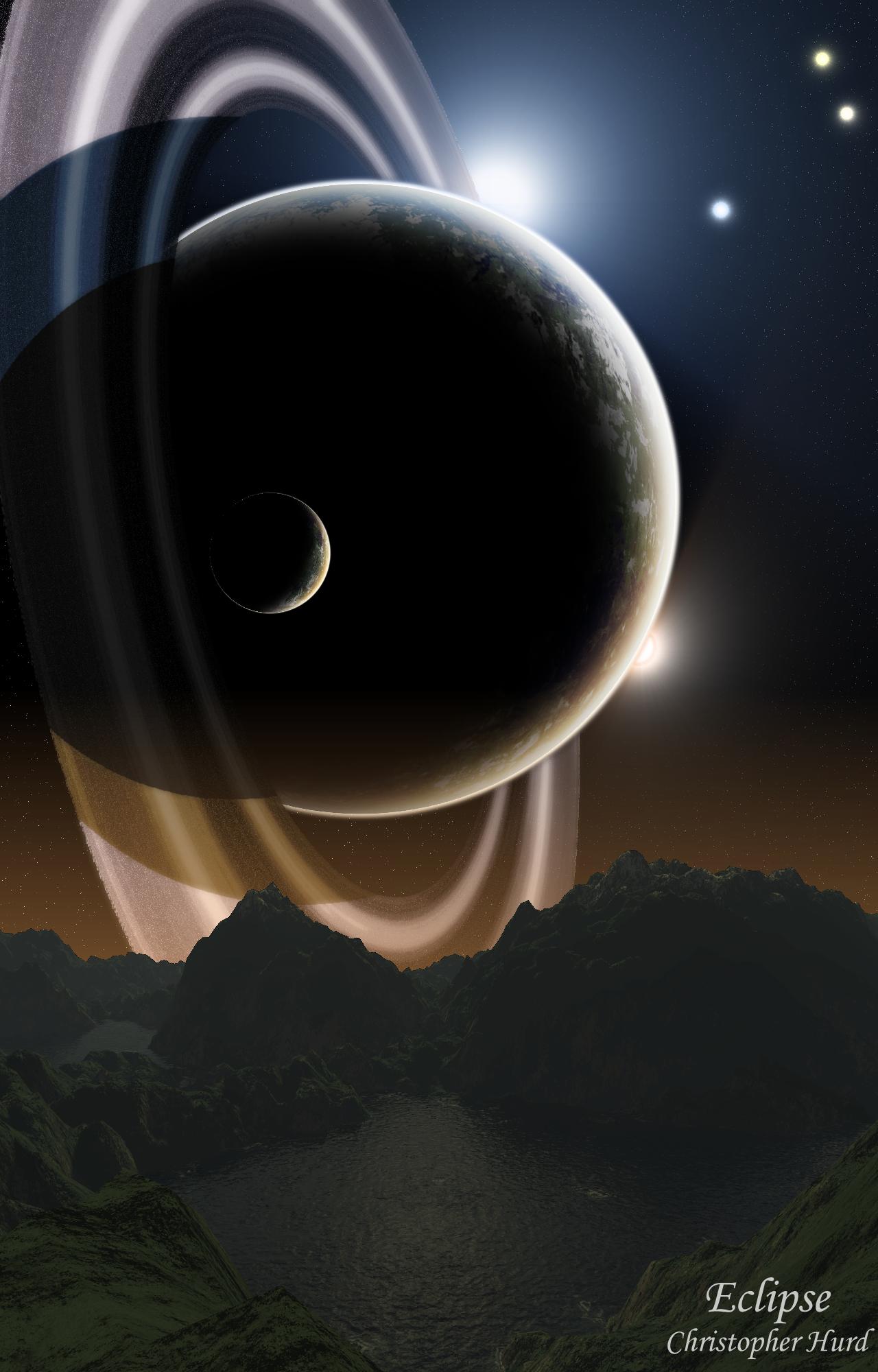 Eclipse - Work In Progress