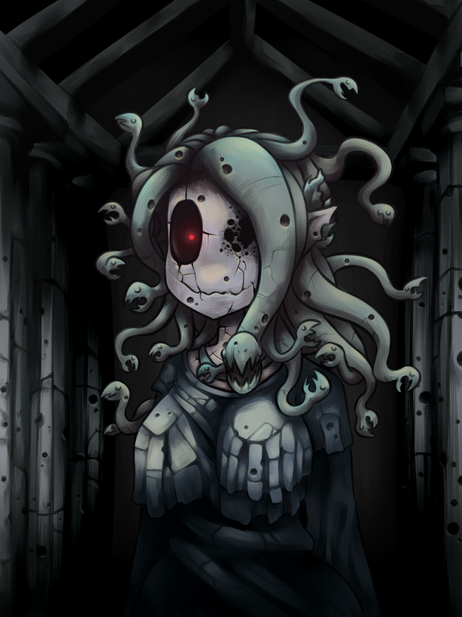 Ophelia - Medusa Ver.