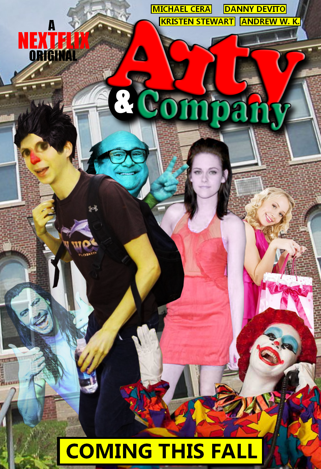 A&C Live-action reboot poster