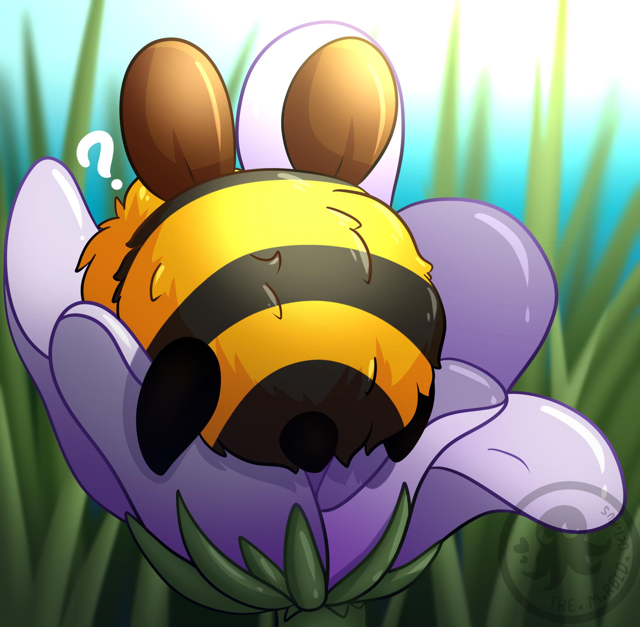 Bee Butt