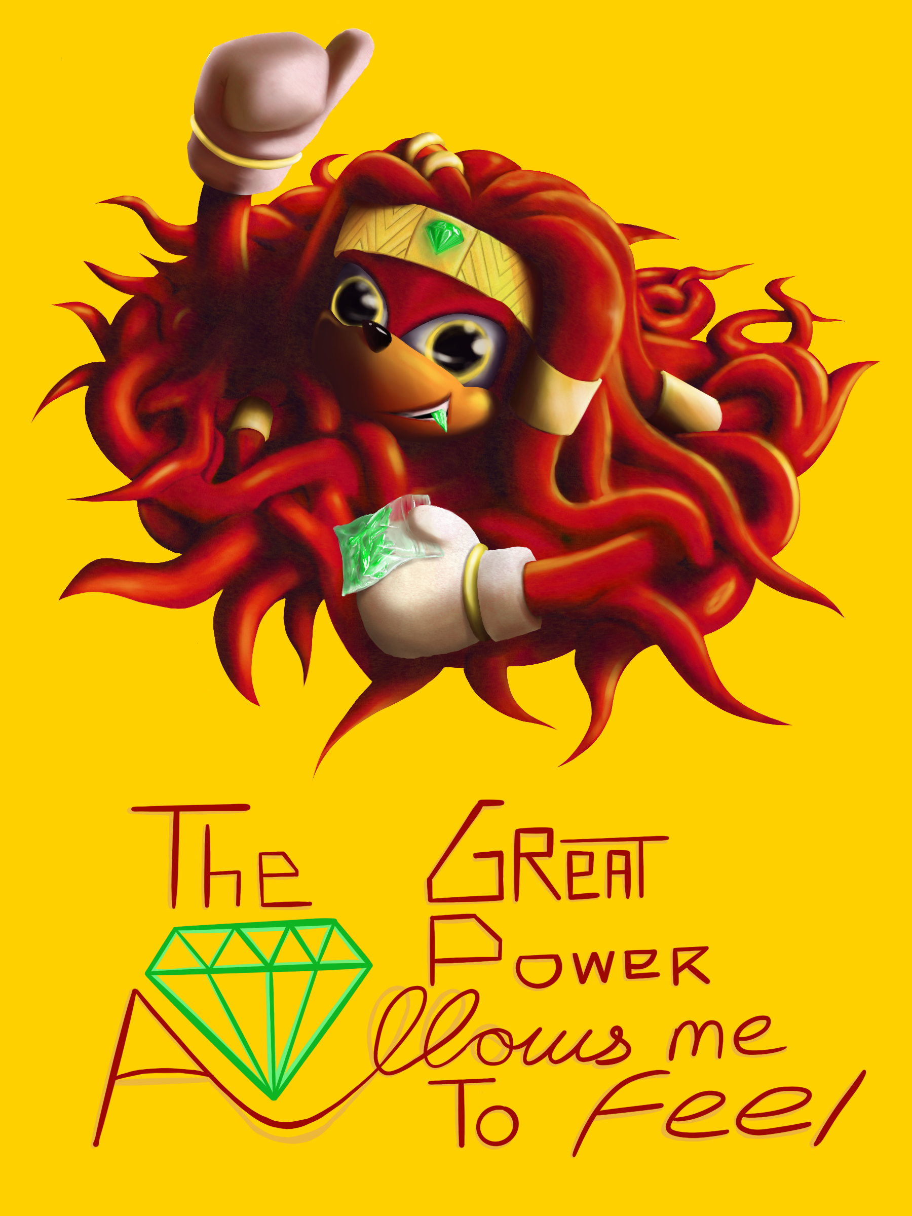 The Great Emerald Power