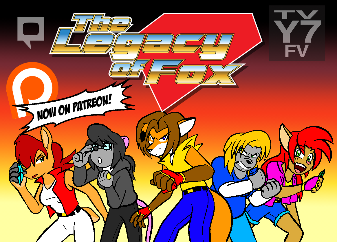 Legacy of Fox Patreon