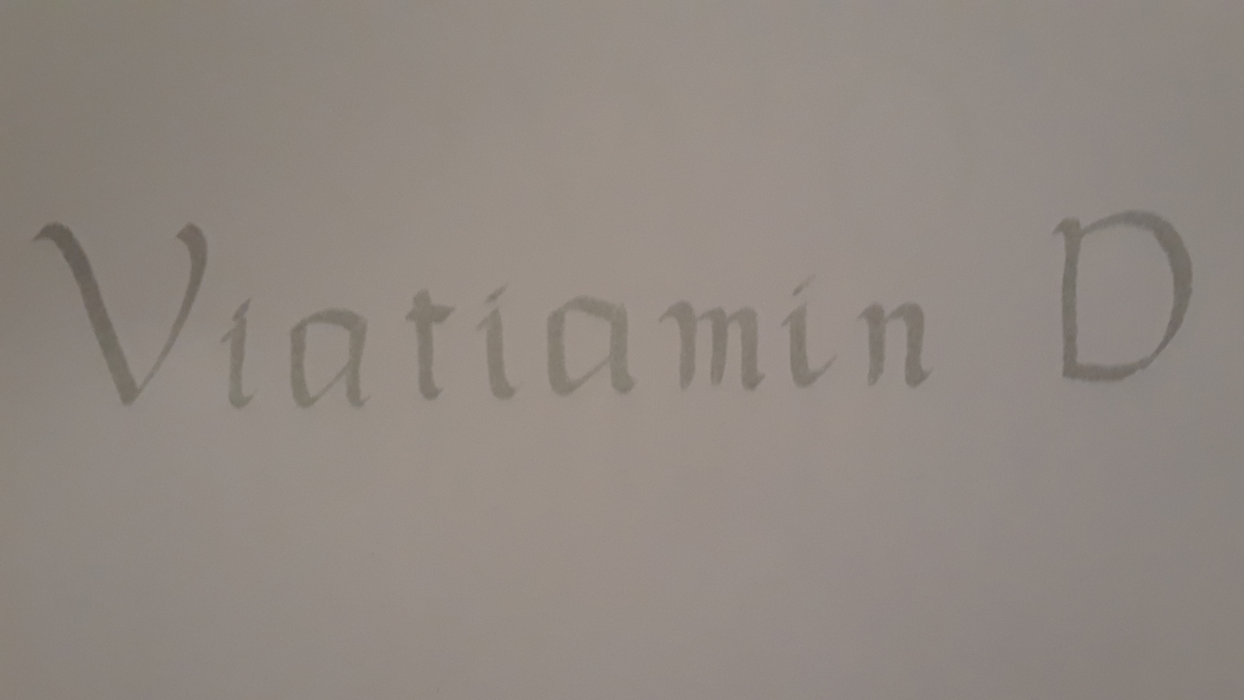 Viatiamin D