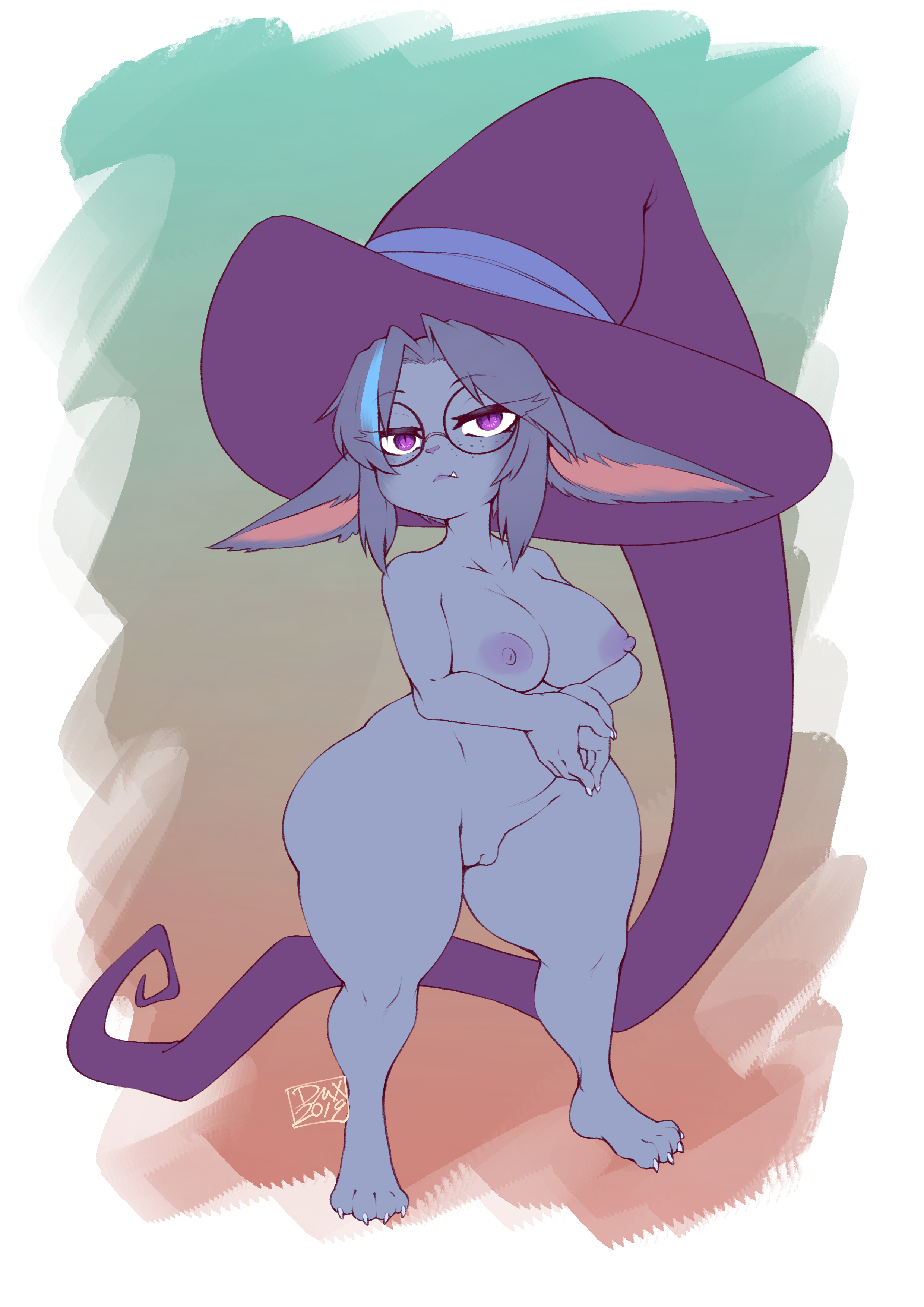 Commission - Yordle Witch