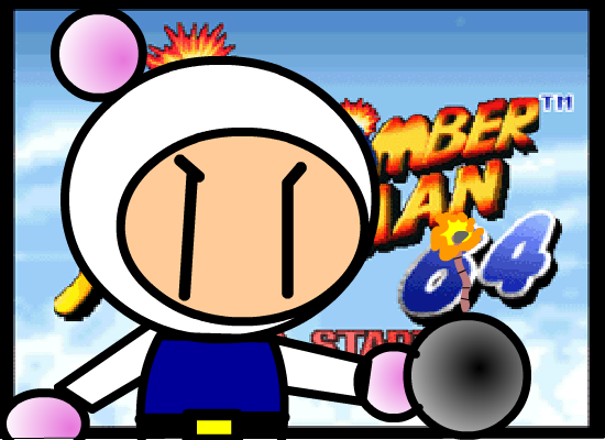 Bomberman 64 fanart