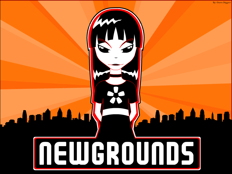 GD's Newgrounds