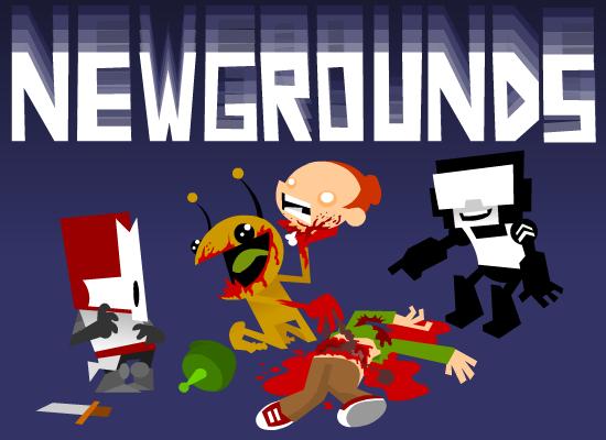 The Newgrounds Cast