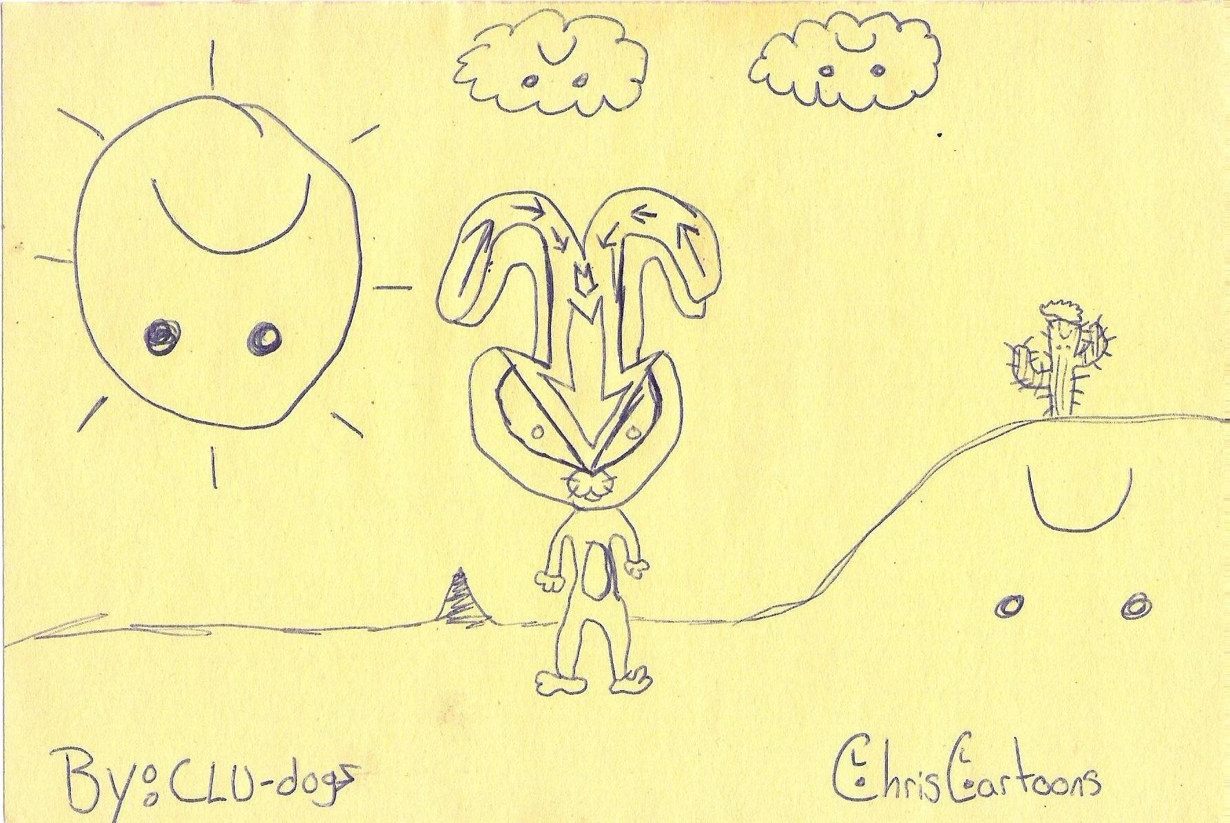 CLU Doodlez #2