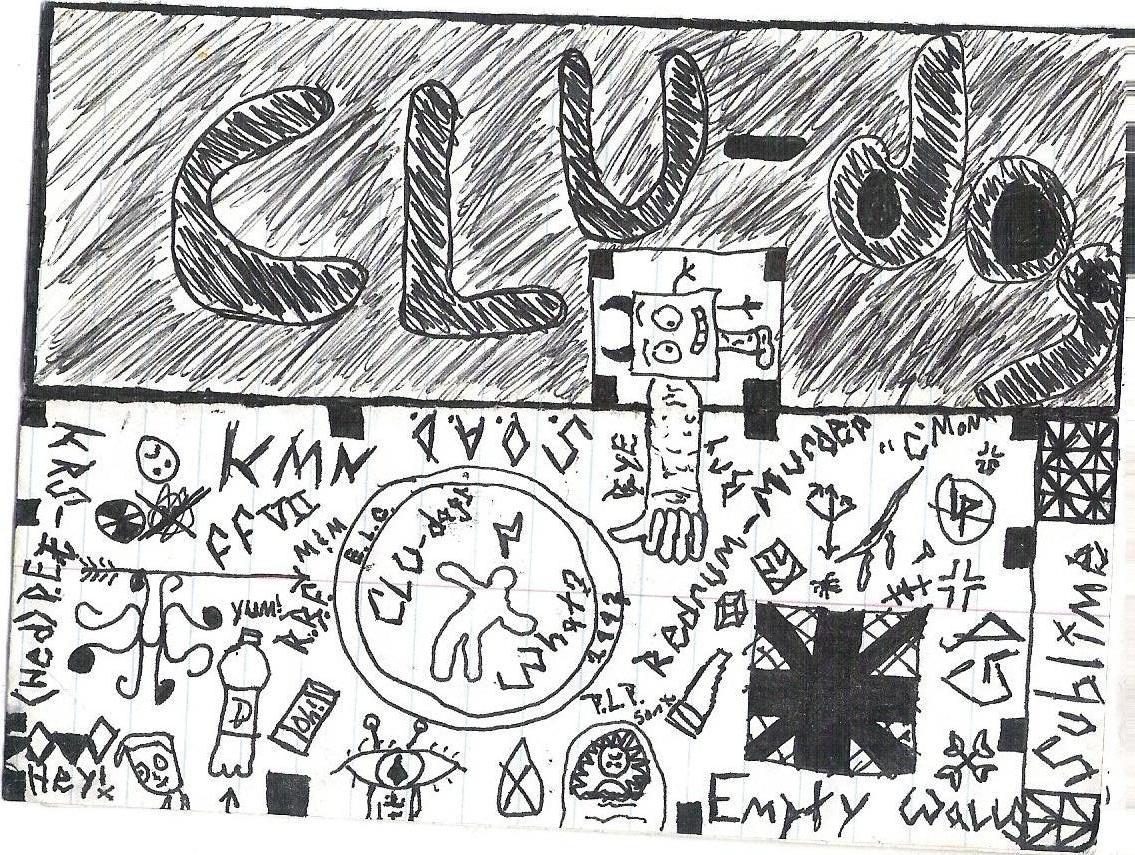 CLU Doodlez #4