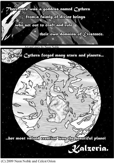 Kalzeria Advent. Page 000