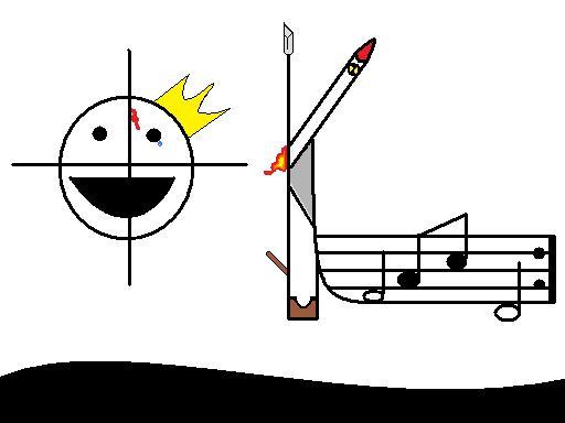 The sniperking logo