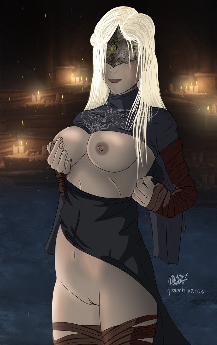 Dark Souls III : Fire Keeper *Patreon Poll* Nude