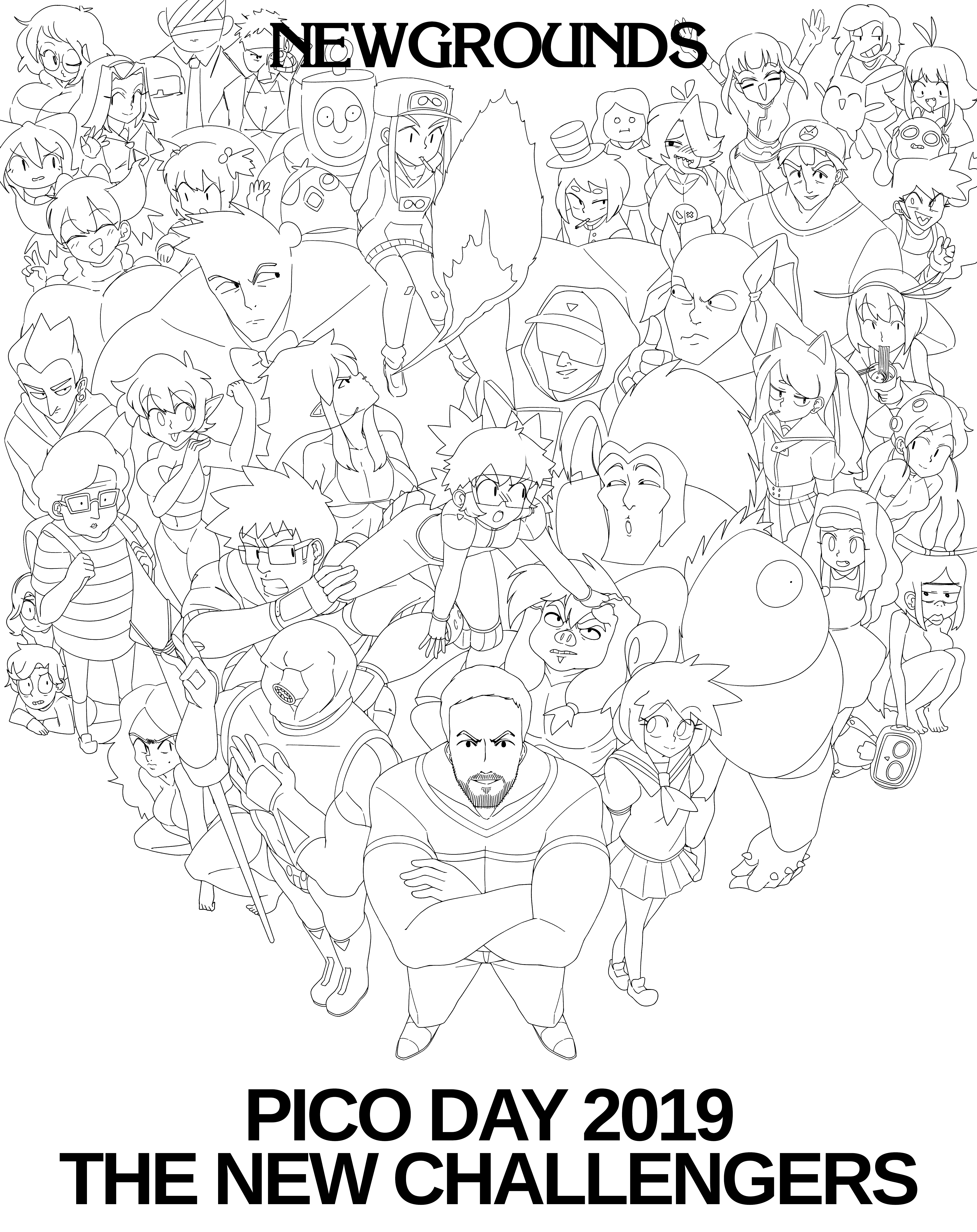Pico Day 2019: The New Challengers