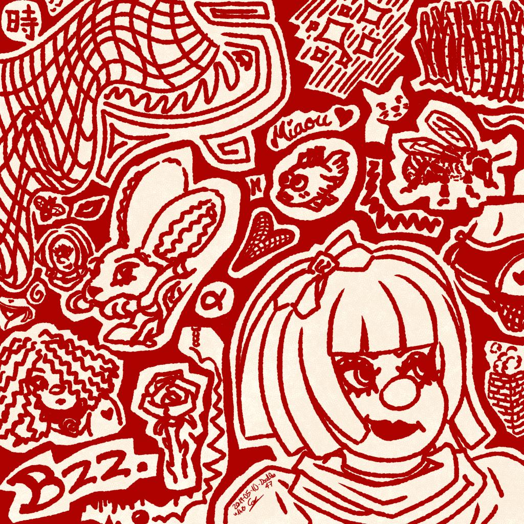 2019-05-10 - Doodles 47