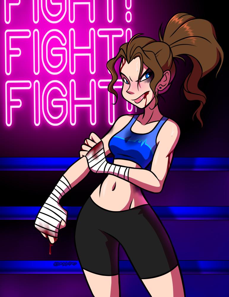 Fight Club Babe
