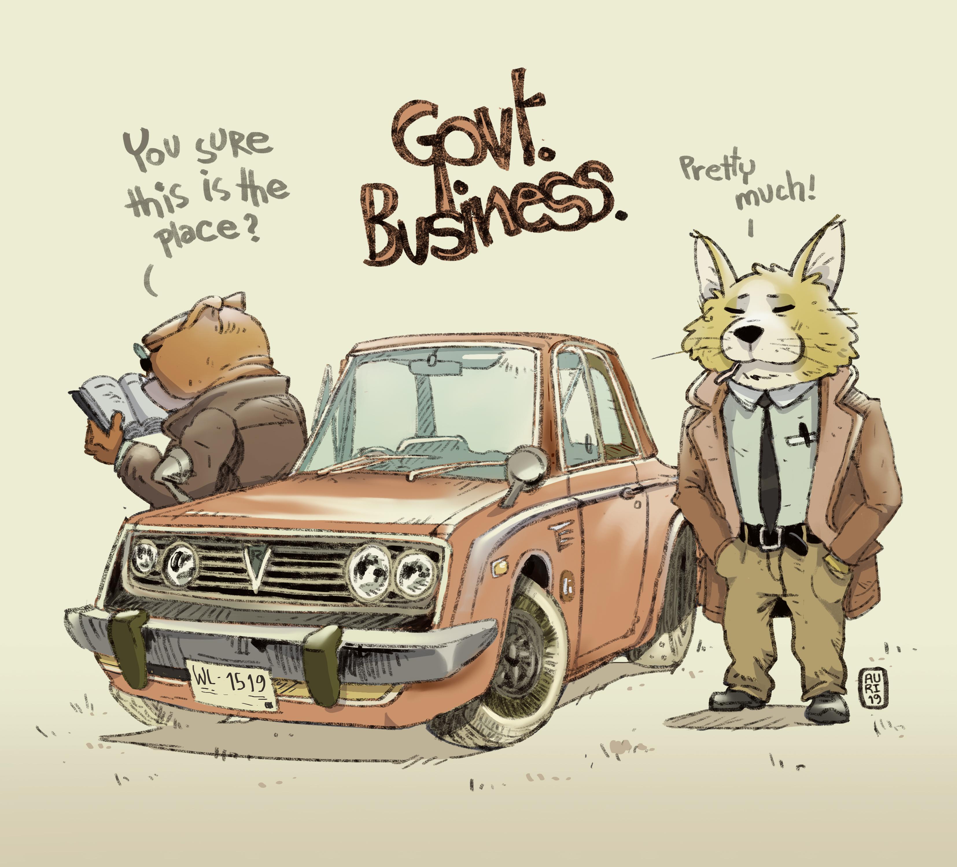 Govt. Business
