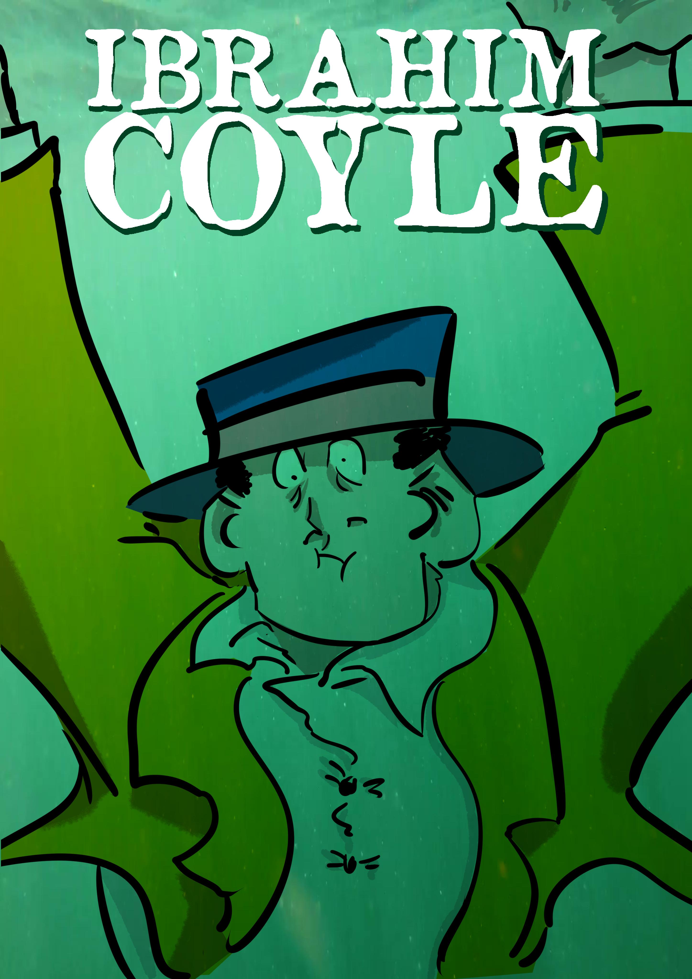 Ibrahim Coyle #18