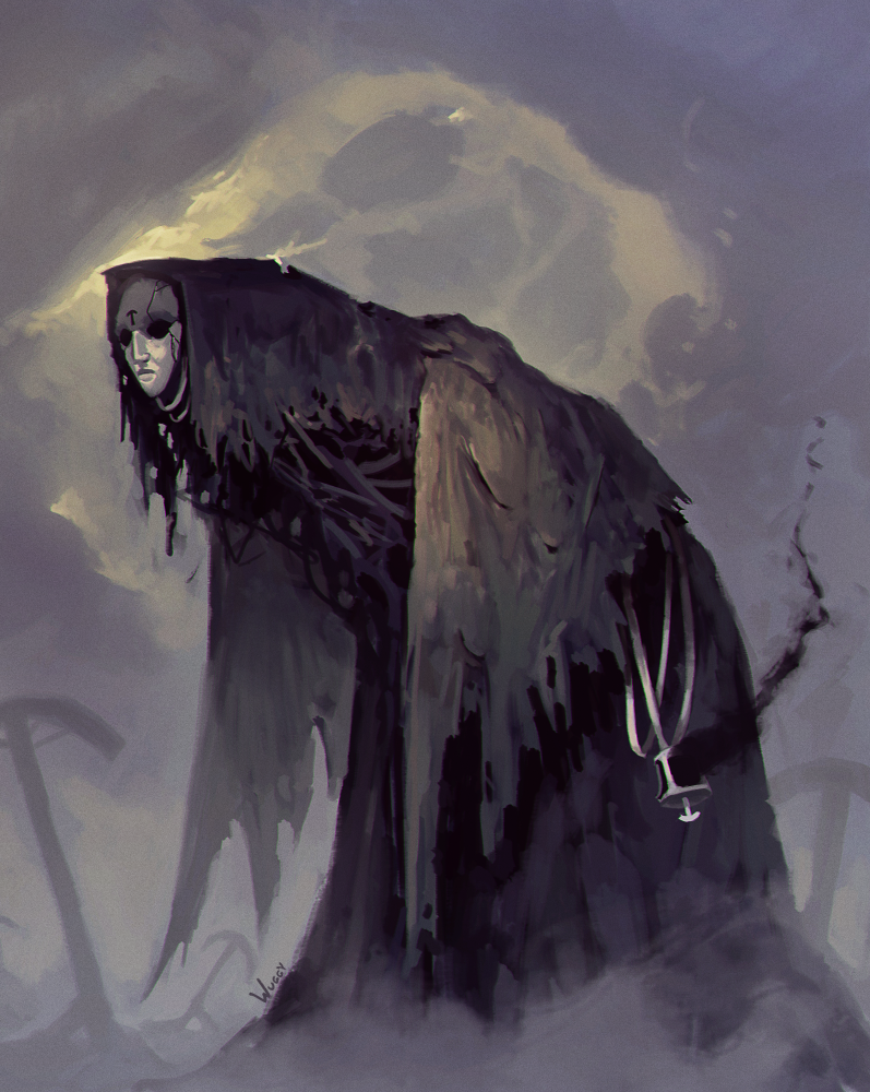 Carrion Witch