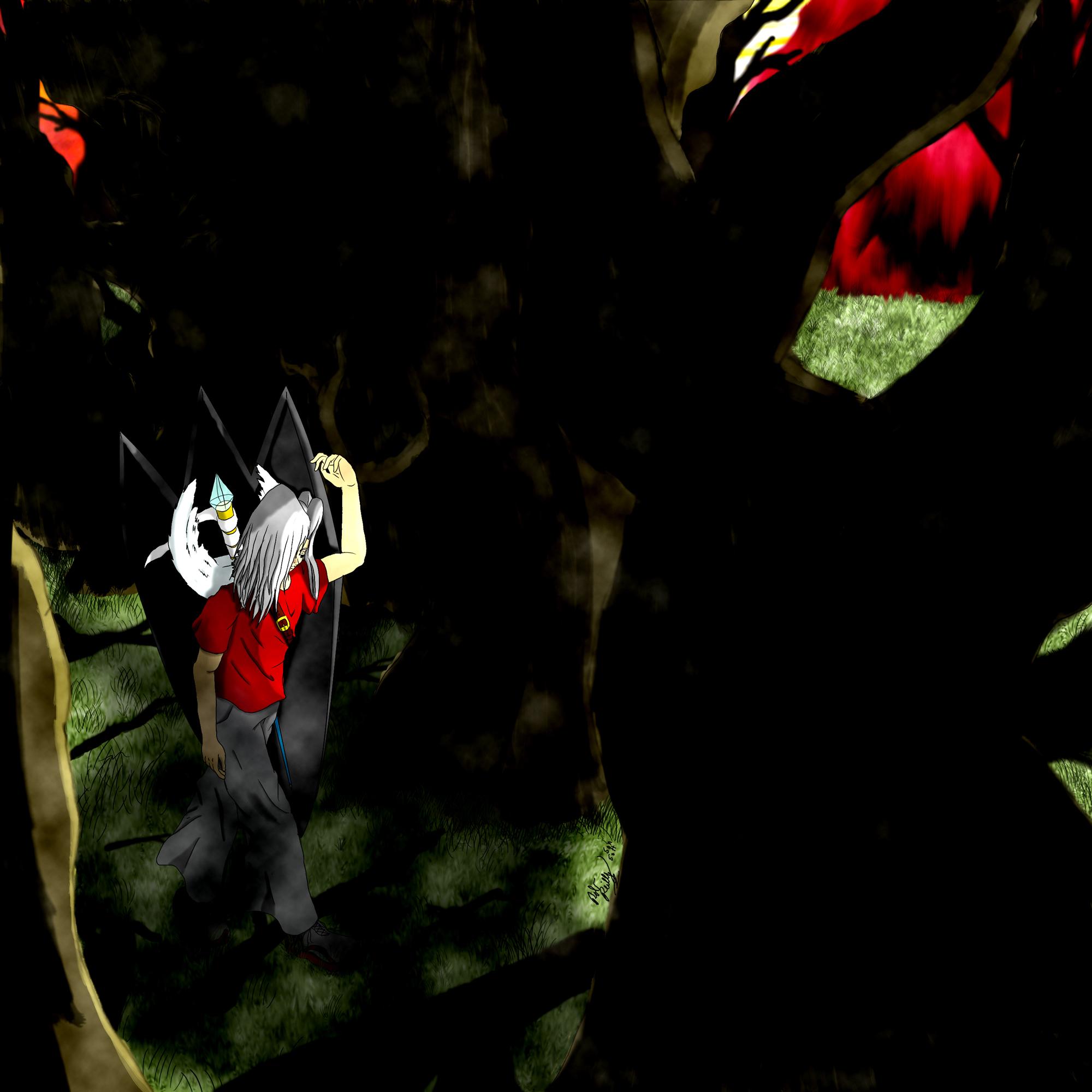 Divine Comedy- Son Dark Forest