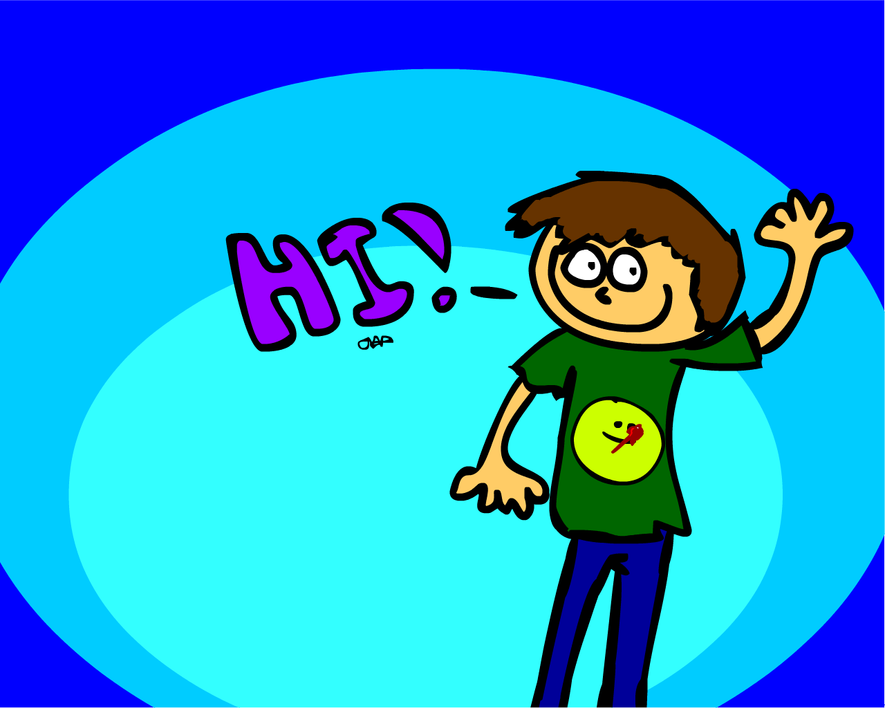 Hi Wallpaper By Renandchi2 On Newgrounds