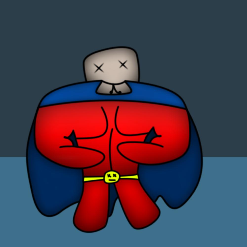 Super Dead Man