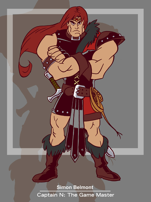 Captain N: Simon Belmont