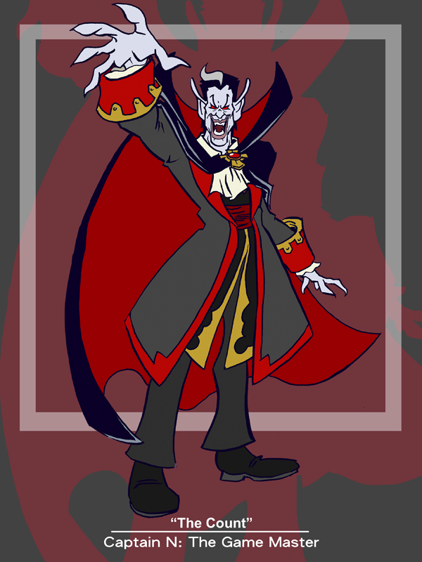 Captain N: The Count