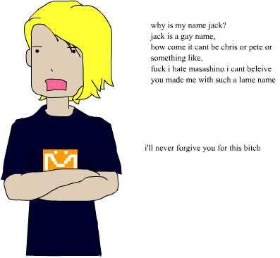 jack's lame name