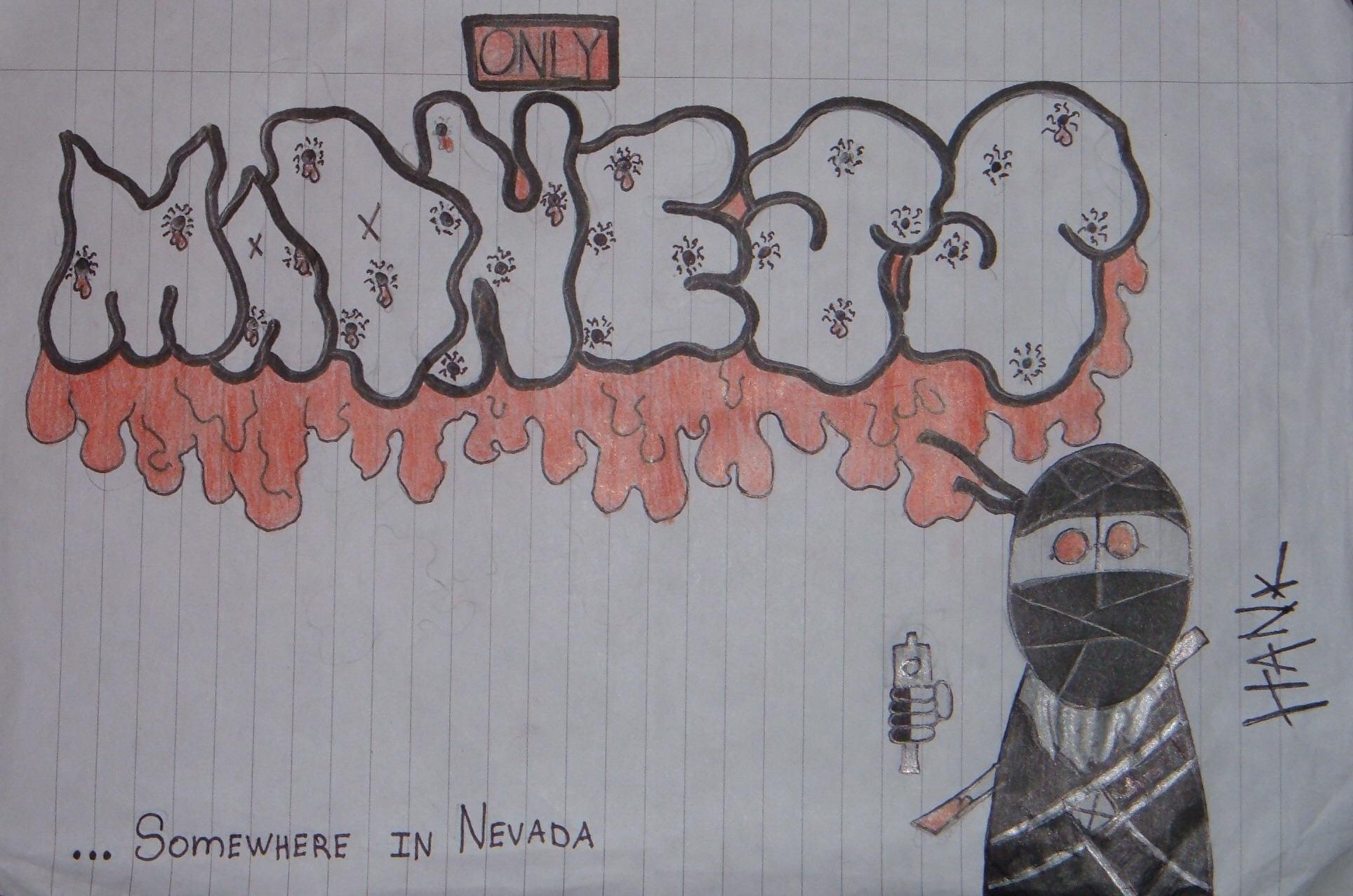 Hank Graffiti