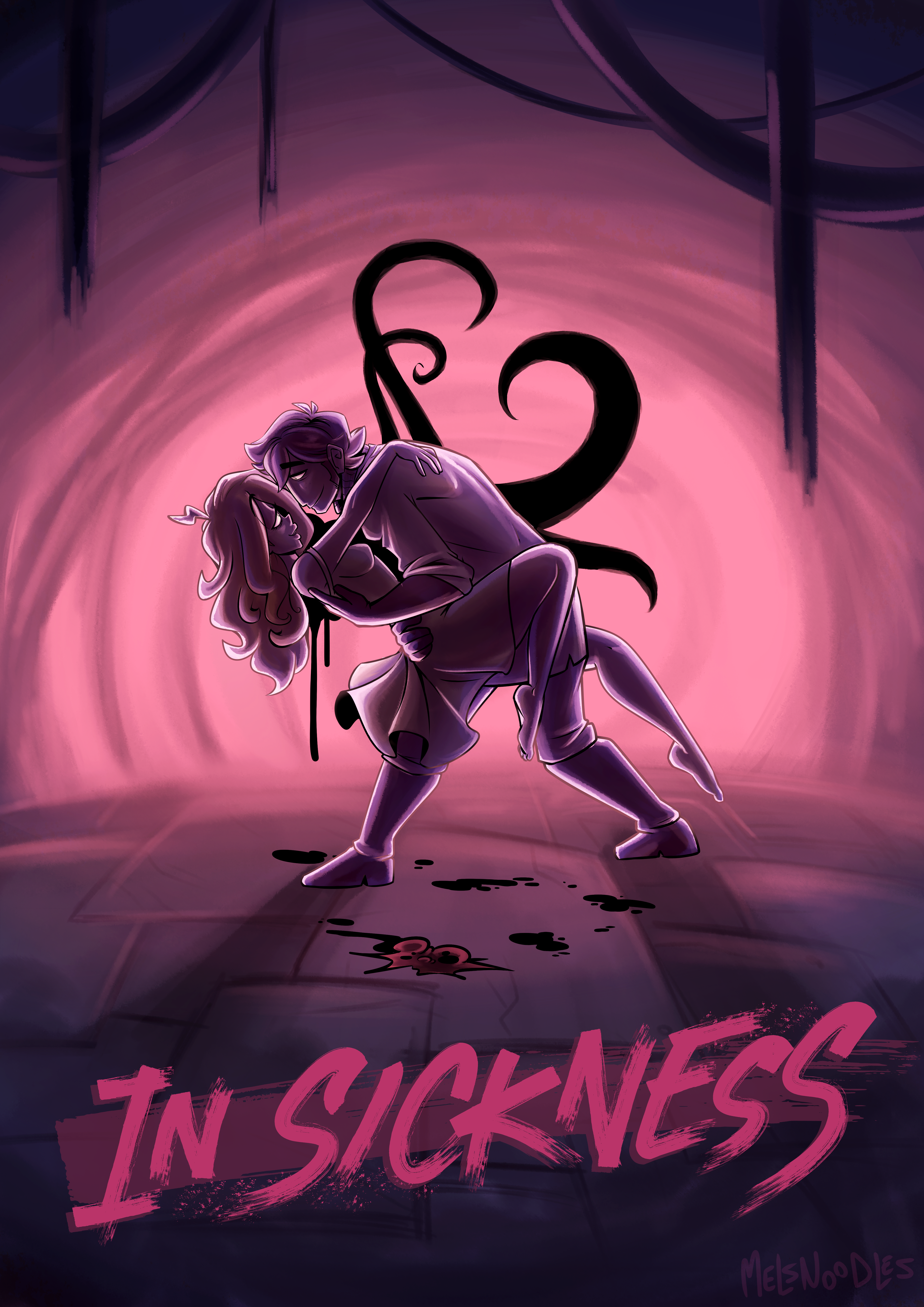 In Sickness - Poster