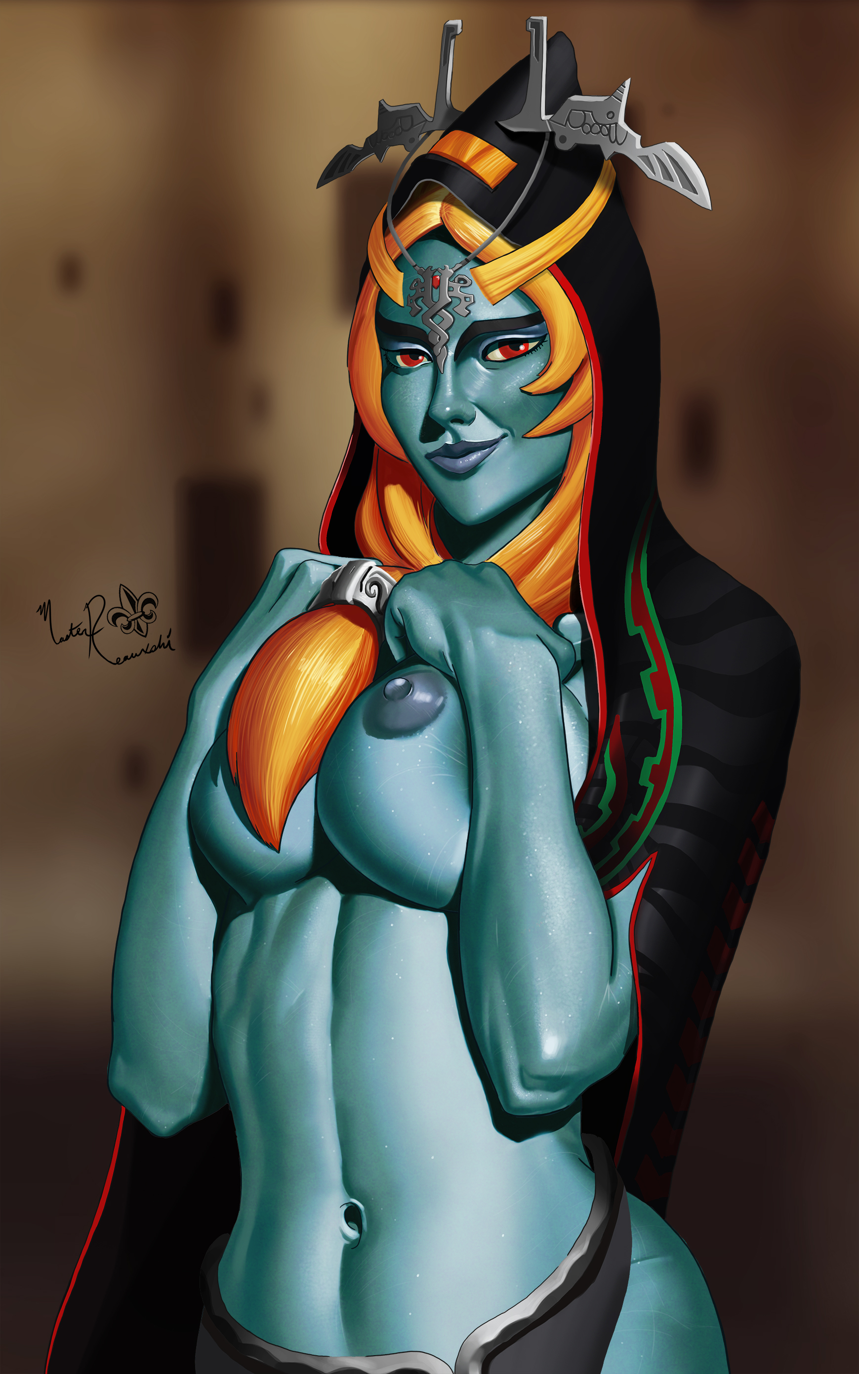 Midna nude