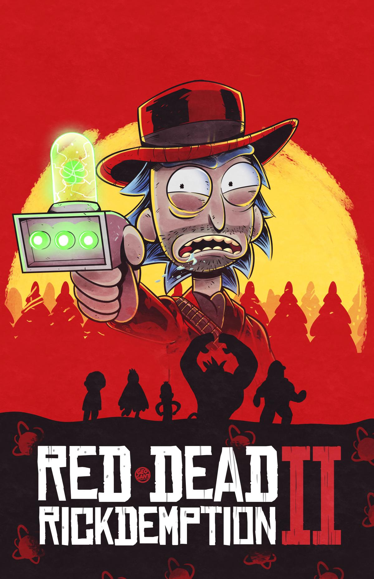 Red Dead Rickdemption II