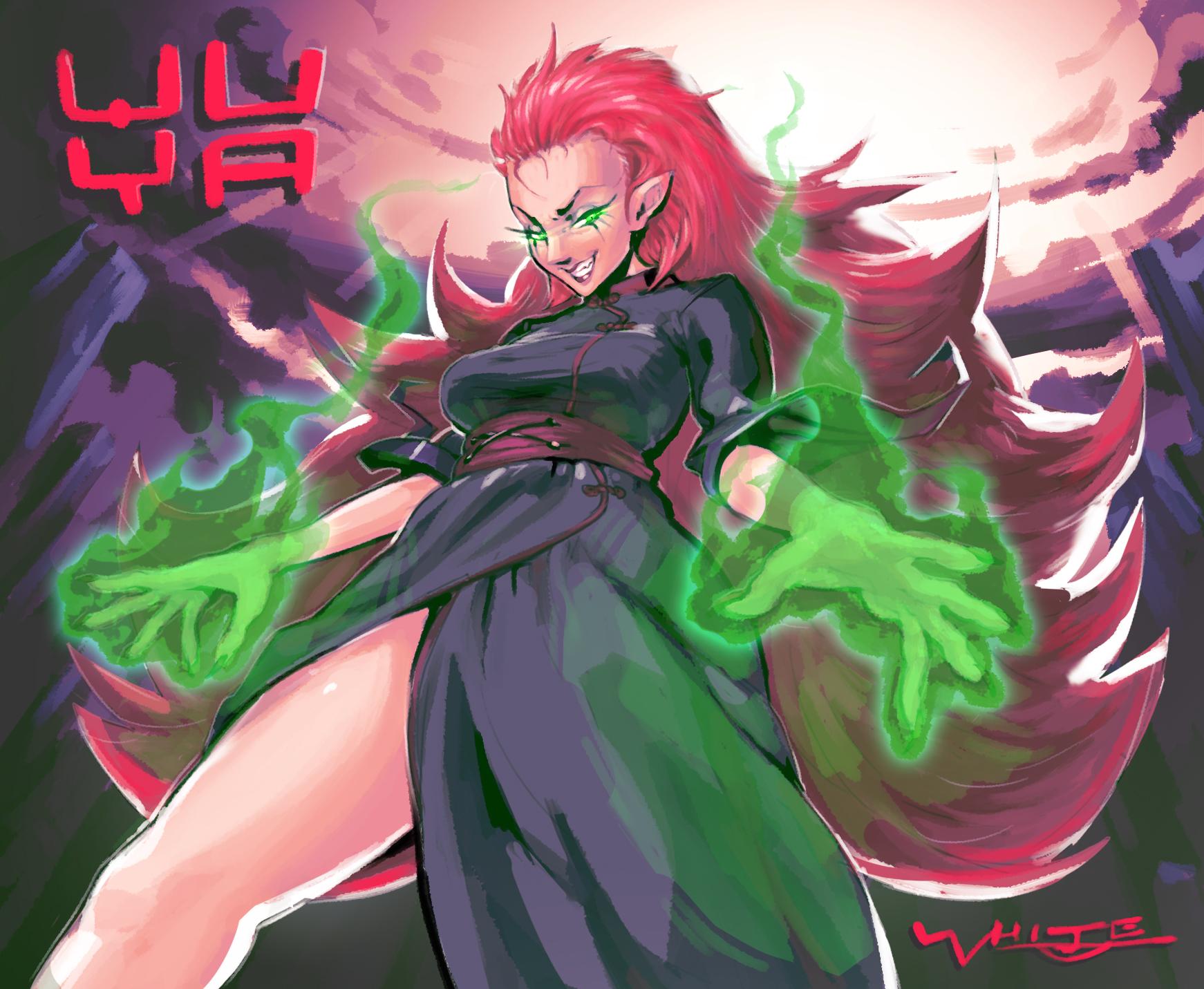 Heylin Witch