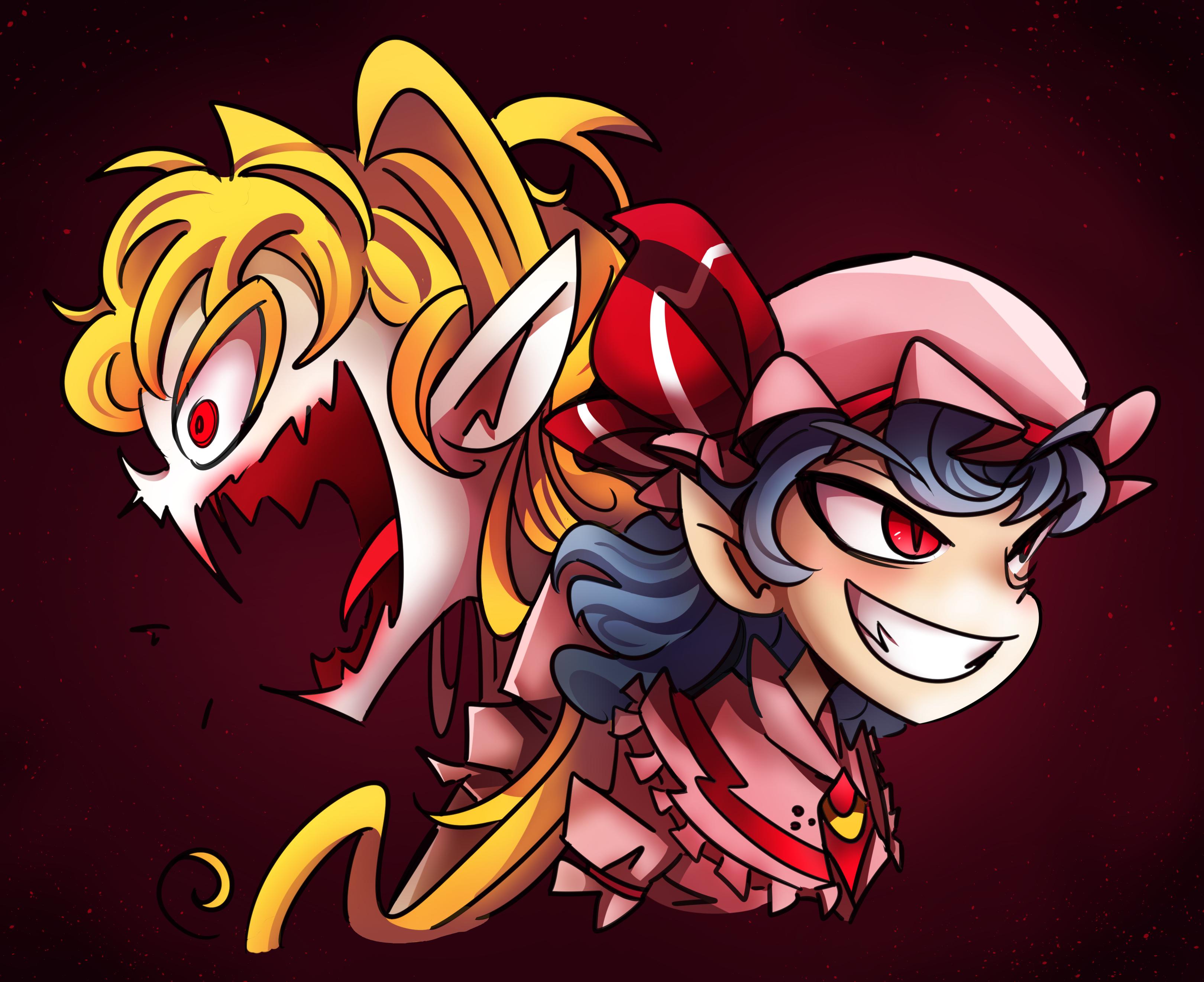 Scarlet Sisters