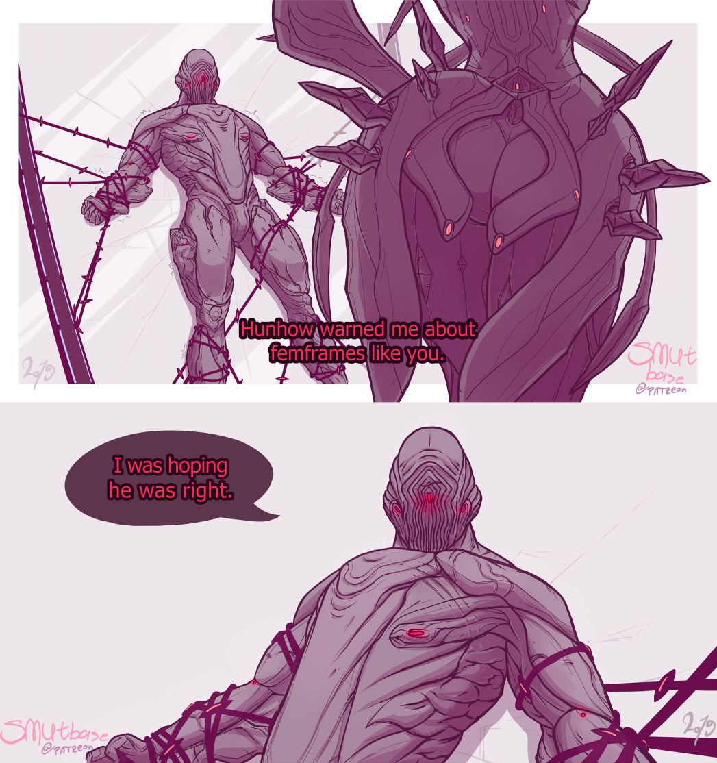 Warframe 18 -comic-