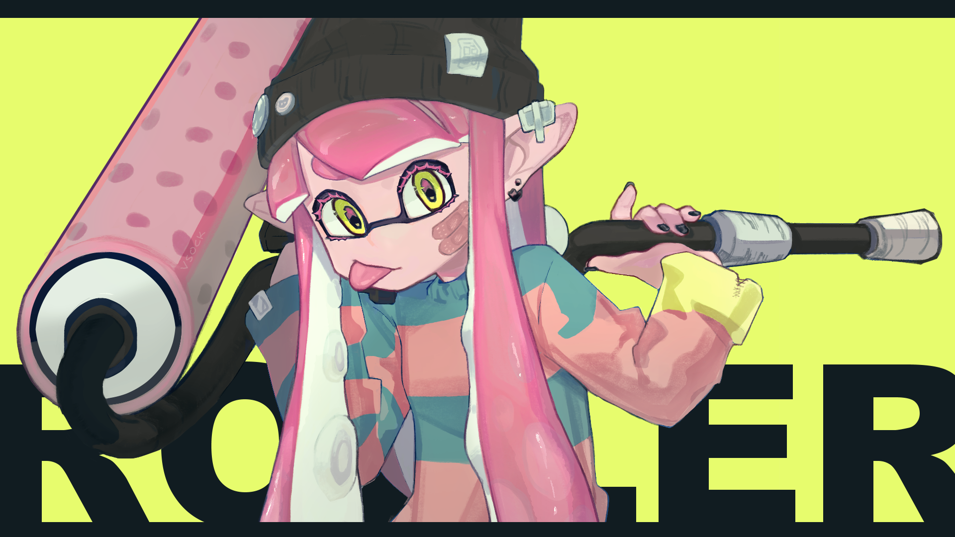 Cotton Candy Squid