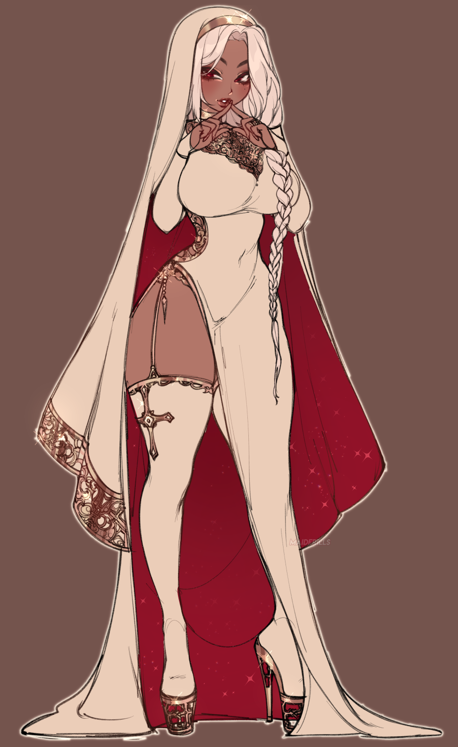 Mer1noe Sketch Commission