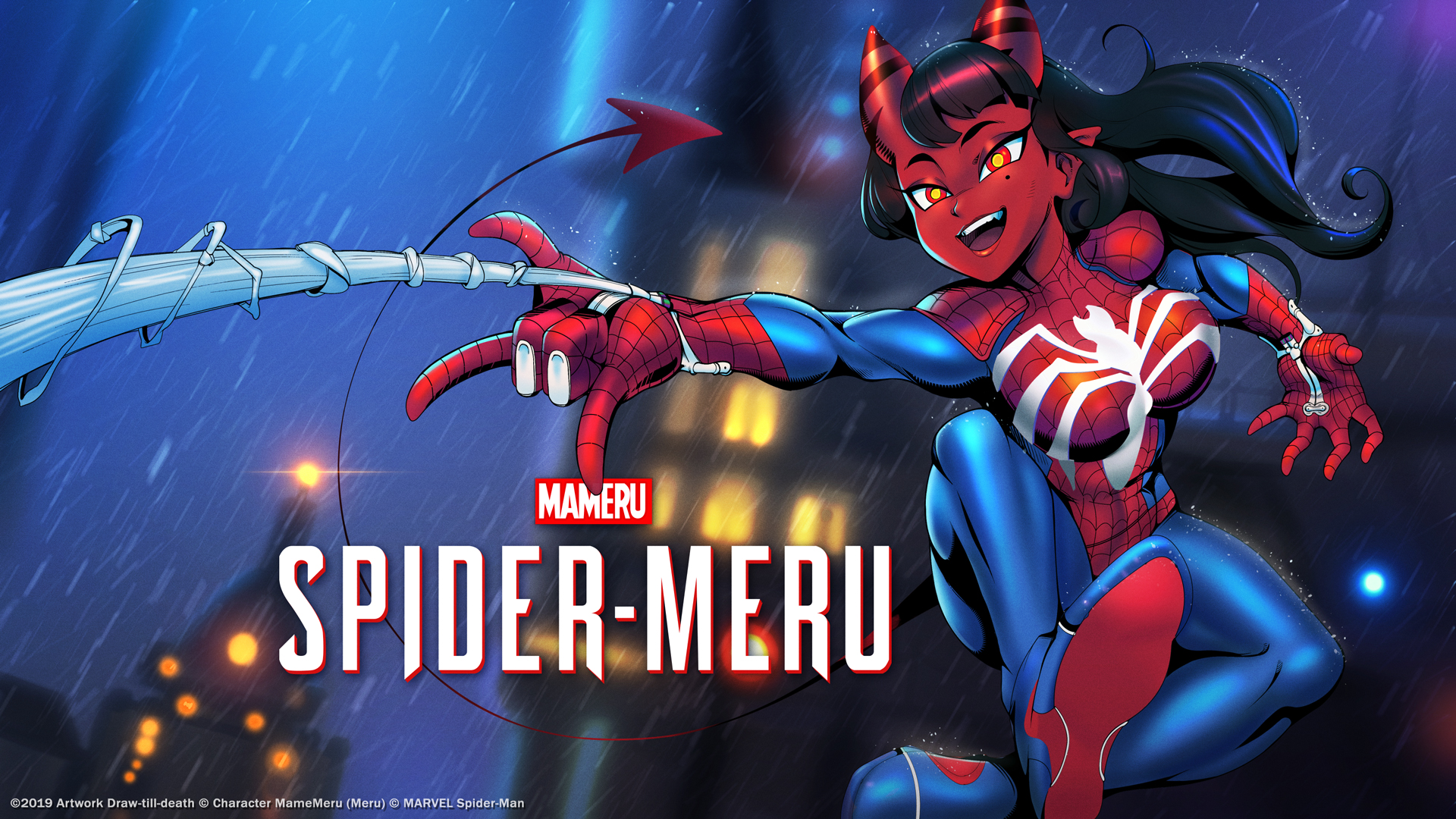 The Amazing Spider-Meru