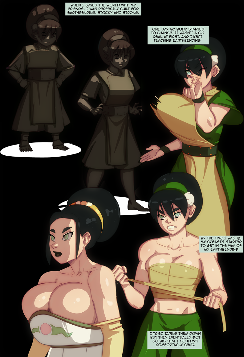 Toph Heavy Part 2 - Page 19