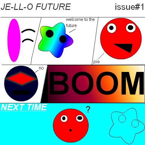 JE-LL-O FUTURE