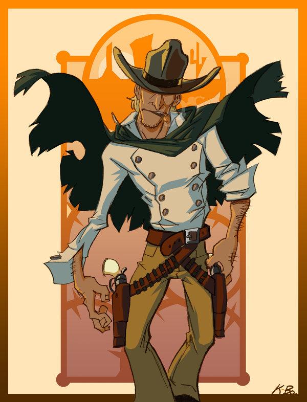 Sunset Gunslinger