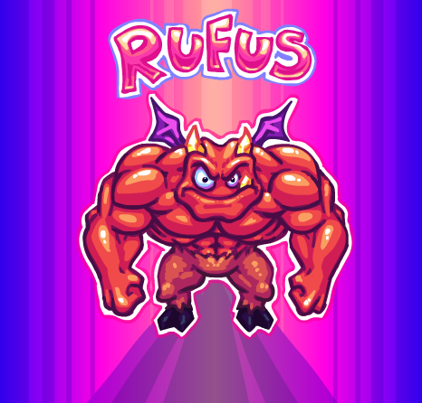 Rufus da demon