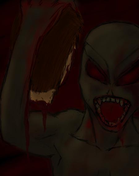 Cuack Zombie