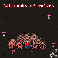 Catacombs of wolves