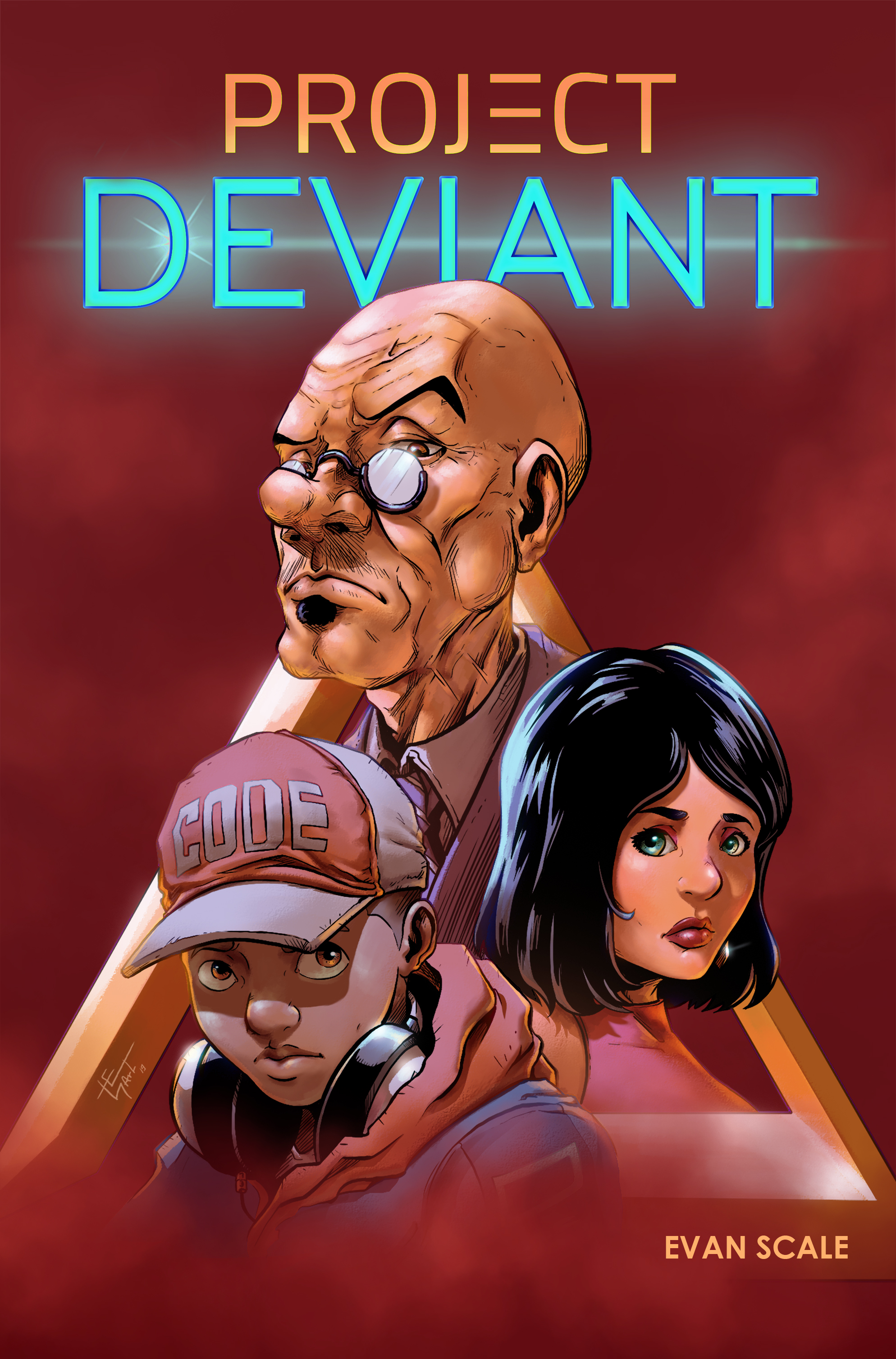 Project Deviant - Cover