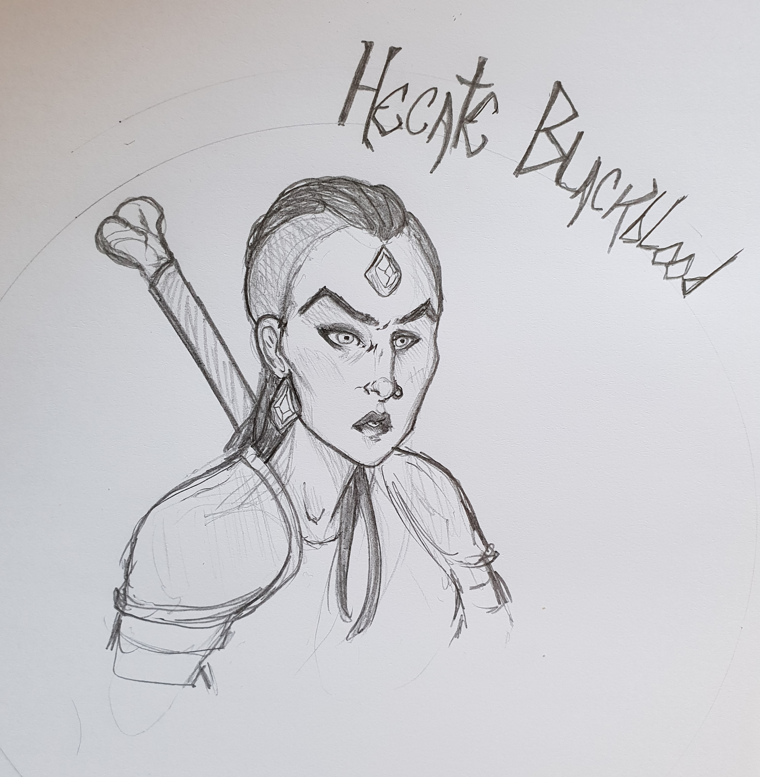 Hecate the Necromancer