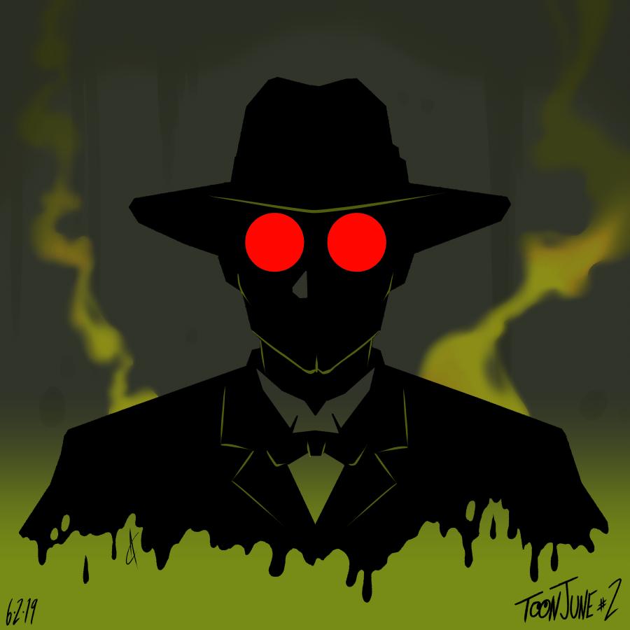 ToonJune #2 - Judge Doom