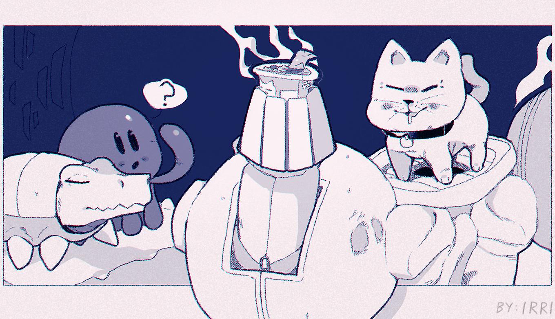 gato instant noodles