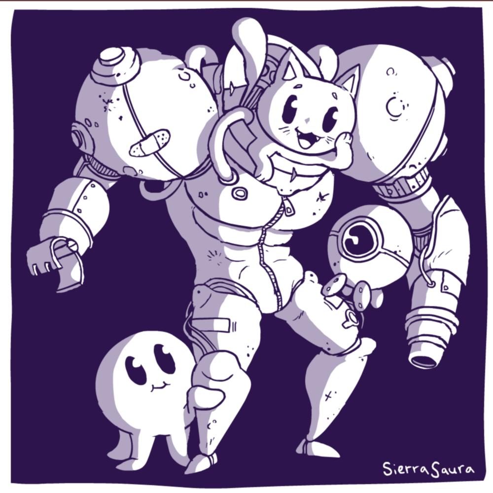 Gato! Roboto!